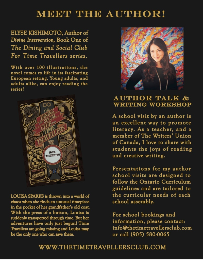 Author Talk and Writing Workshop INFO JPG